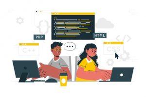 تفاوت سایت آماده و سایت برنامه نویسی شده به زبان ساده
