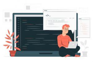 سایت برنامه نویسی شده چیست