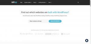 ابزار برای تشخصی وبسایت های وردپرسی