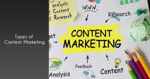 برنامه ریزی، بهینه سازی و اجرای برنامه های تولید محتوای بازاریابی