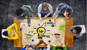 به کاربردن روش های جدید برای معرفی محصولات و فعالیت سایت