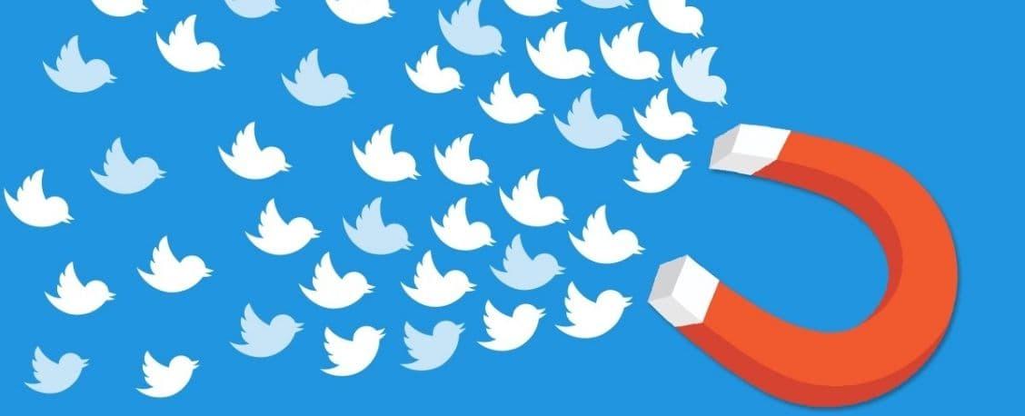 بالا بردن فالوور توییتر