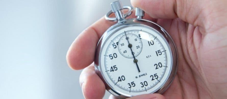 در نظر داشتن زمان ارائه زمان ساخت پاورپوینت