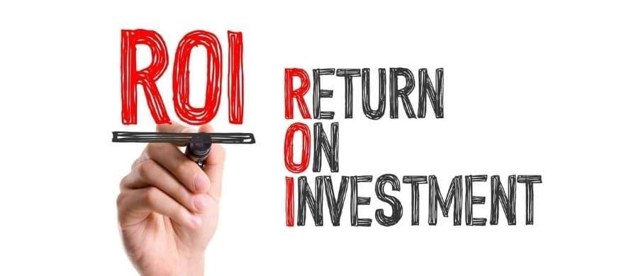 نرخ بازگشت سرمایه (ROI) سئو