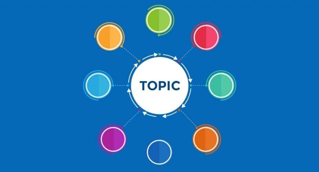 محتوای تاپیک کلاستر یا محتوای خوشه ای چیست و اهیمت آن در سئو و نحوه پیاده سازی